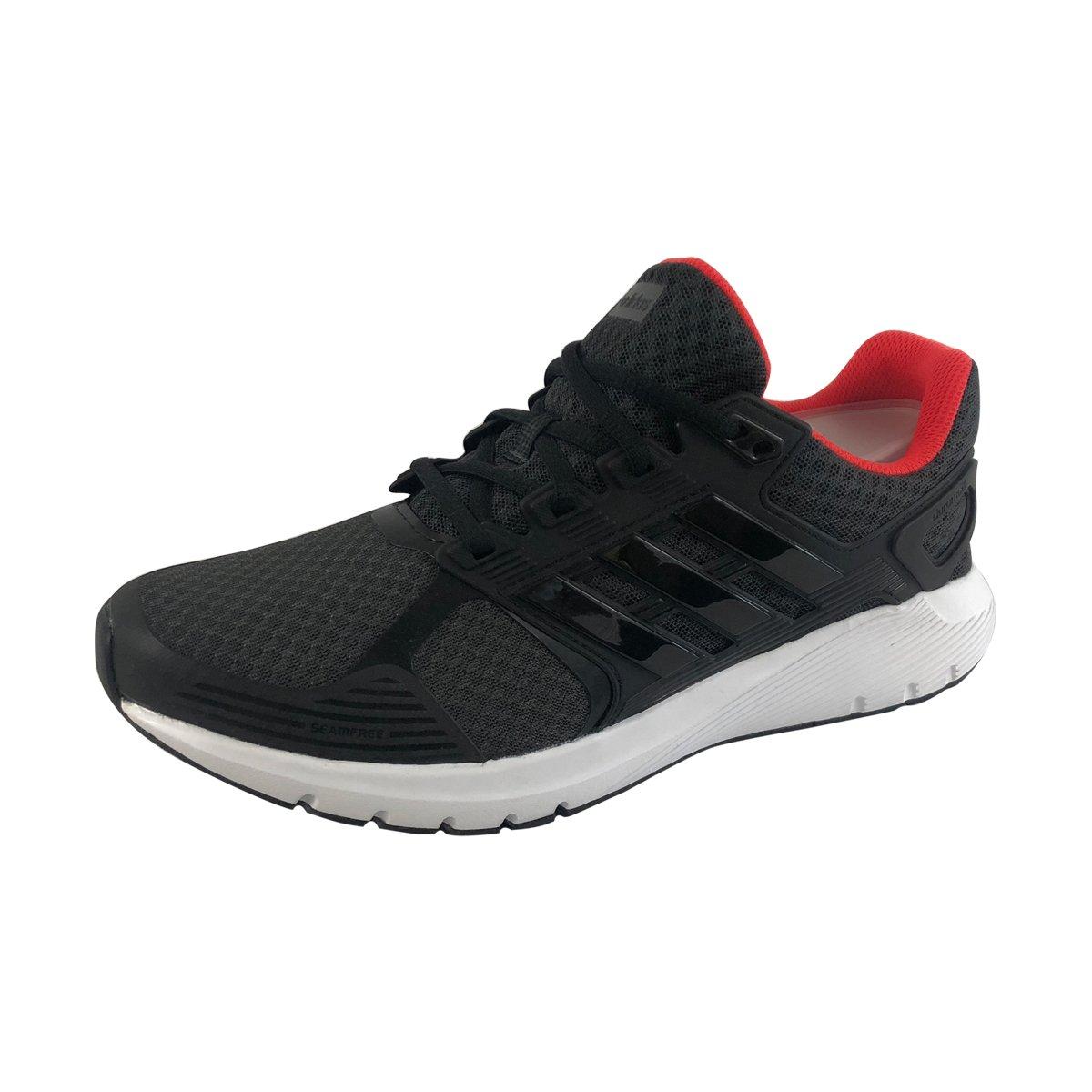 Galleon - Adidas Men s Duramo 8 M Running Shoe (Carbon Black 117ad8e57