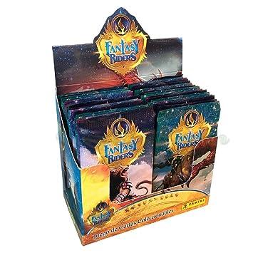 Panini Fantasy Riders 50 Sobres