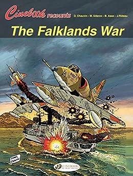 ?IBOOK? Cinebook Recounts - Volume 2 - The Falklands War: 02. regala Style likely Inicio designed Mobius