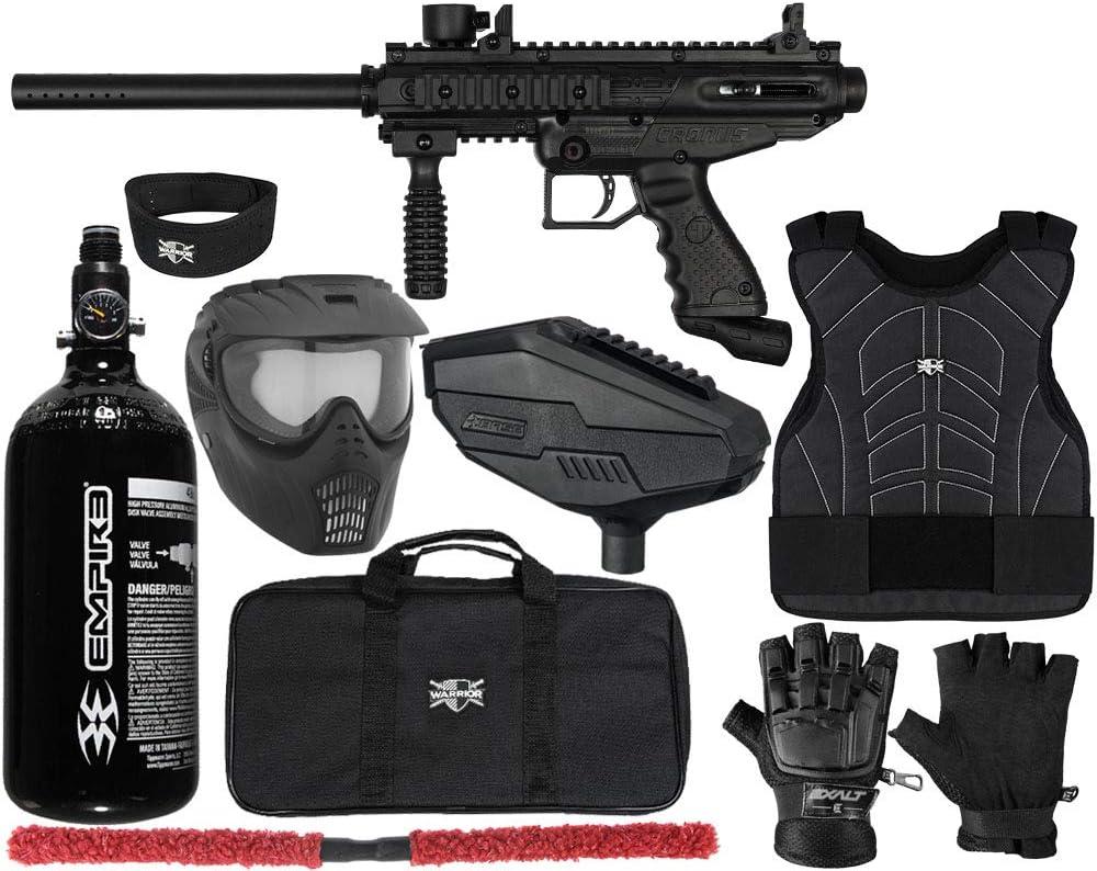 Action Village Tippmann Cronus Basic & Tippmann Cronus Tactical Paintball Gun Protector Package Kit 1