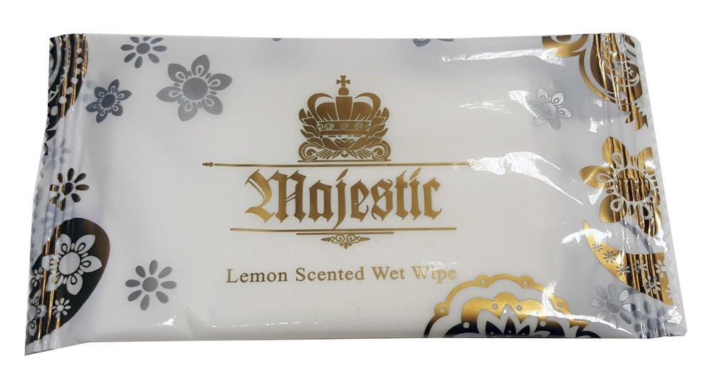 Thali Outlet® - 100 x limón Fresh grande toallitas húmedas ...