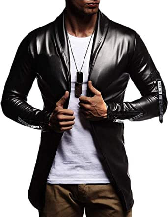 WSPLYSPJY Mens Winter Thicken Jacket Hooded Quilted Cotton Coat
