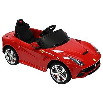 Voiture CAlectrique modCAle Ferrari Berlinetta dp BIQA