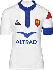 Le Coq Sportif FFR XV Maillot Replica, Camiseta de Rugby: Amazon.es: Deportes y aire libre