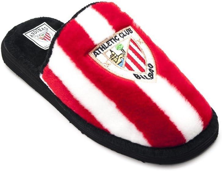 FUTBOL Zapatillas de casa Athletic Club de Bilbao 24 al 34-32: Amazon.es: Deportes y aire libre