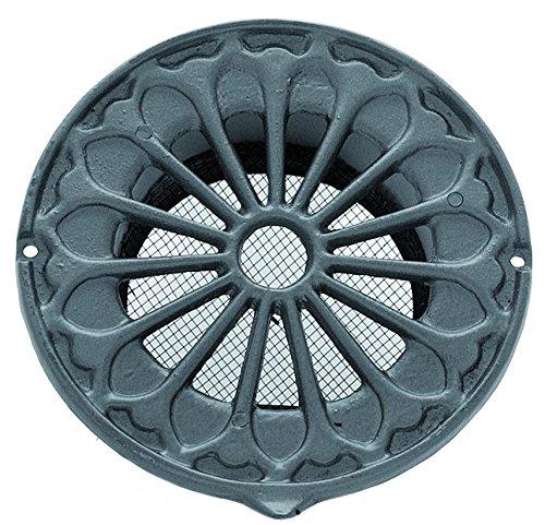 de rejilla Rejilla de ventilaci/ón de estilo r/ústico de aluminio DIN /ø150 rejilla LMA