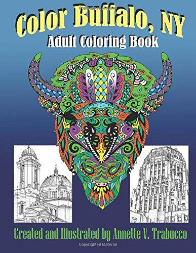 Download Color Buffalo, NY: Adult Coloring Book pdf