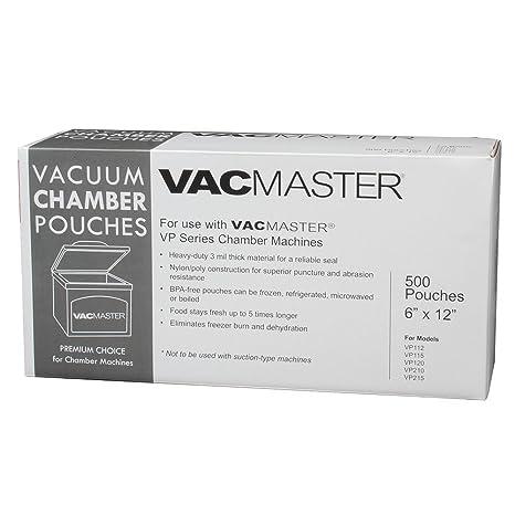 Amazon.com: VacMaster - Bolsas de vacío (renovadas), 500 por ...