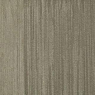 """product image for Shaw Quartz Carpet Tile Smoky Quartz 18"""" x 36"""" Builder(45 sq ft/ctn) - 1 Box"""