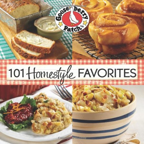 101 Homestyle Favorite Recipes (101 Cookbook Collection)