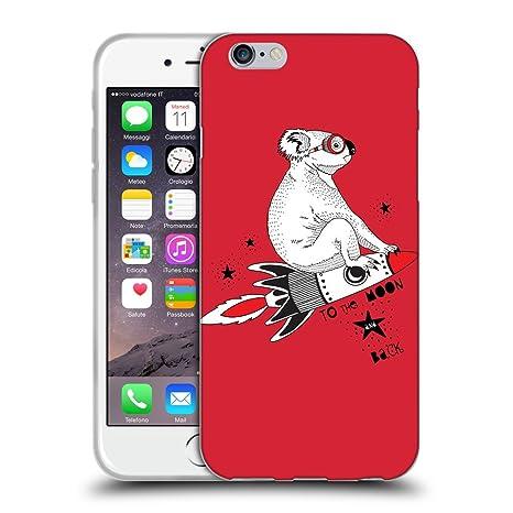 custodia iphone 7 silicone koala