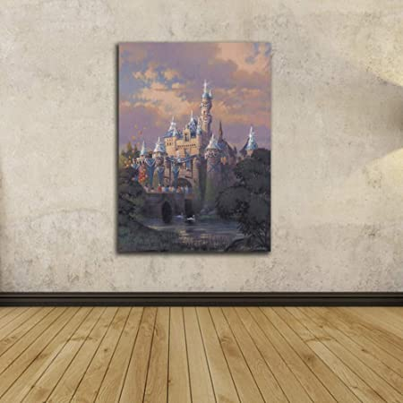 adgkitb canvas 50x70cm SIN Marco Animación Interesante Decoración del hogar Pintura a4: Amazon.es: Hogar