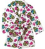 Despicable Me Girl's Minions Plush Fleece Robe