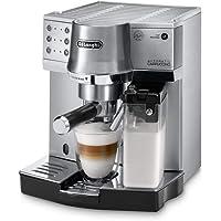 DeLonghi EC 860.M Espresso Filtresi Taşıyıcı Makinesi (1450 W) Gümüş