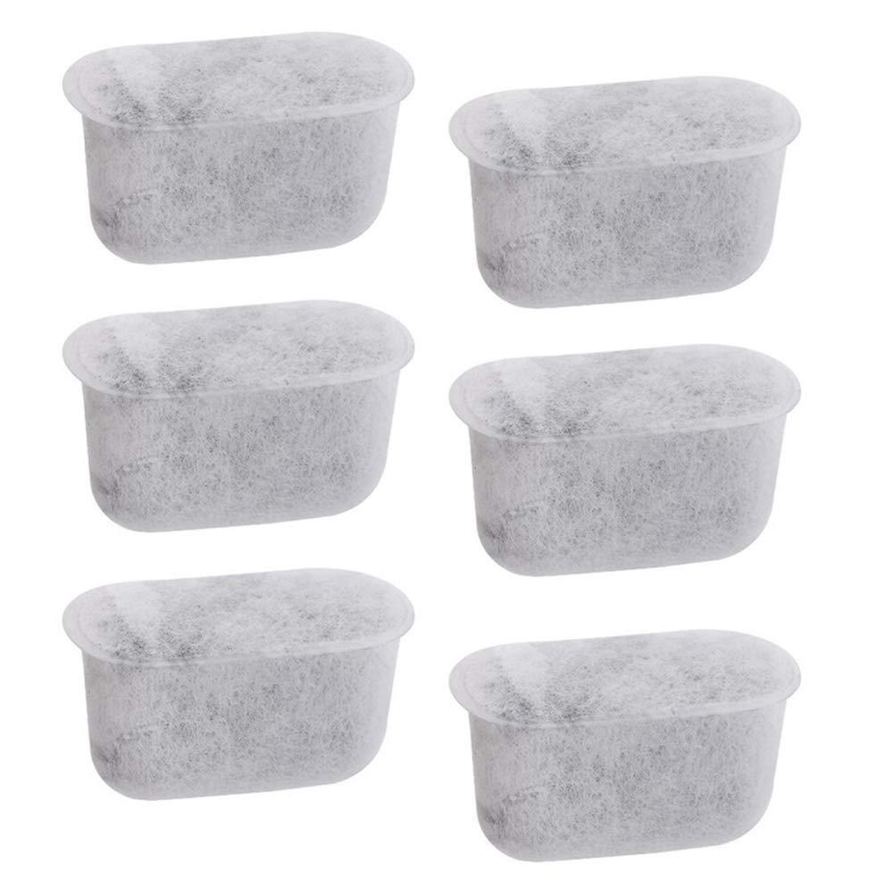6Pcs Filtros de agua para cafetera Breville BES980 BES920 BEP920 ...