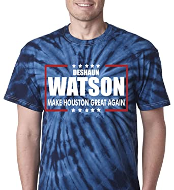 PROSPECT SHIRTS TIE DYE Blue Houston Watson Making Houston Great