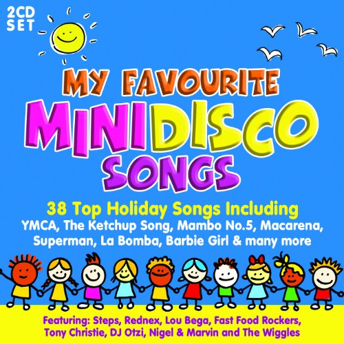My Favourite Mini Disco Songs / Various