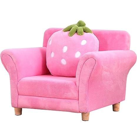 Asiento sofá bebé niño, Princesa fresa de la historieta ...