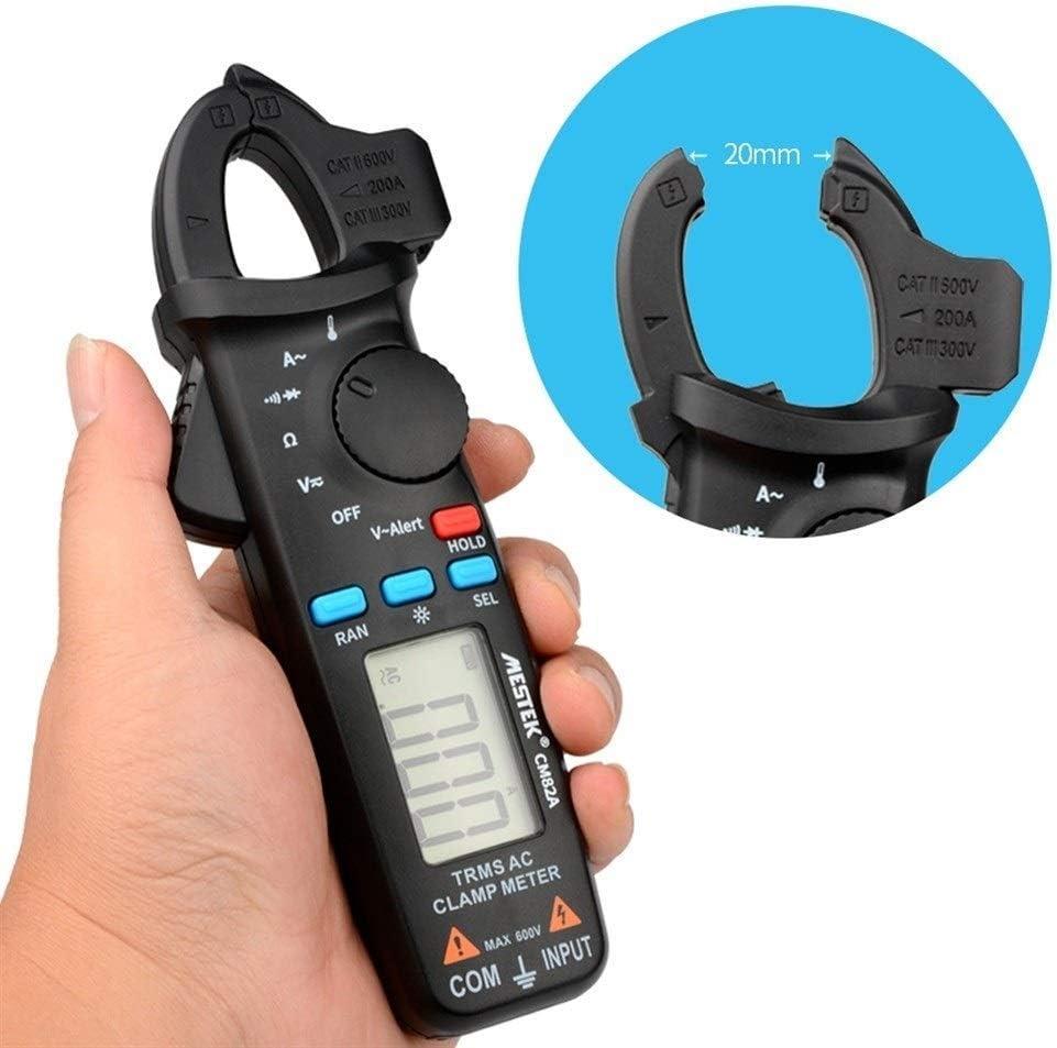 YYONGAO Digital Clamp Meter CM82A Auto Clamp Meter Pince Multimetre AC//DCpinza Amperimetrica Digital