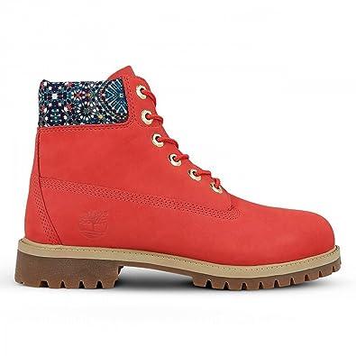 24f1f6dfb64ec Amazon.com   Timberland Girl s 6 Premium WP Boot   Boots