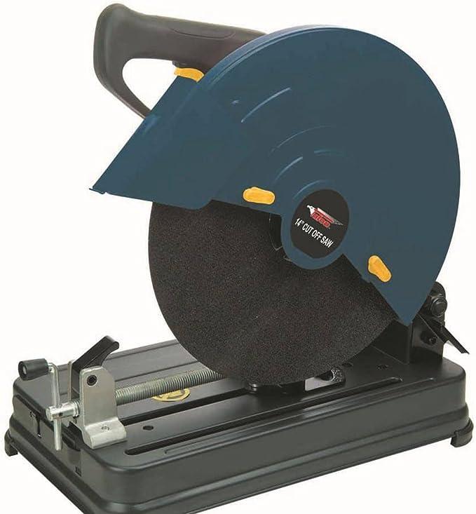 5-Pack DAMEISHA 14-Inch Abrasive Cut-off Wheels Flat Resin Cutting Disc Green