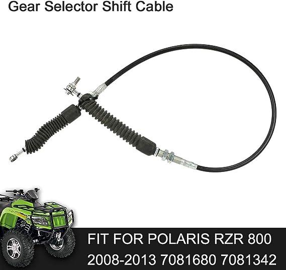 Cable de cambio de selector de marcha apto para Polaris RZR 800 ...