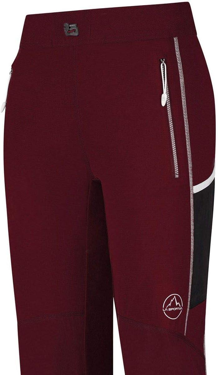 LA SPORTIVA Zenit 2.0 Pant W Pantalon Femme Vin