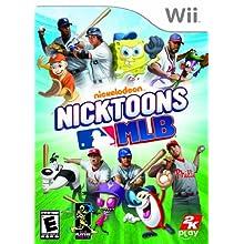 Nicktoons MLB - Nintendo Wii