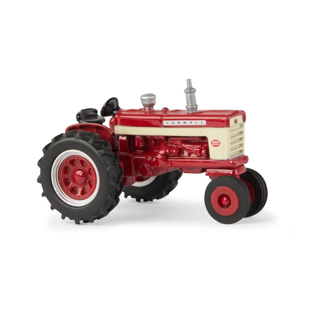 Amazon ERTL 1 64 IH Farmall 560 Narrow Front Toys Games