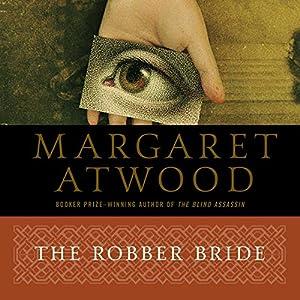 The Robber Bride Audiobook