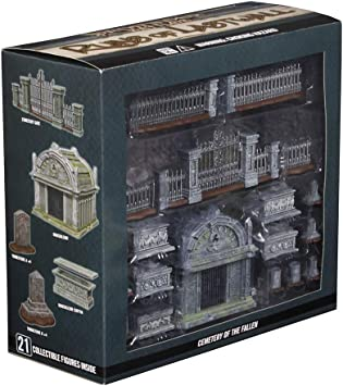 Pathfinder Battles Set 16: Ruins of Lastwall Cemetery of The Fallen: Amazon.es: Juguetes y juegos
