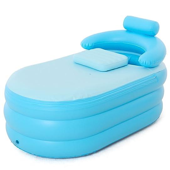 AMOS Inflatable Bath Adults Inflatable Baths Foldable Bathtub ...