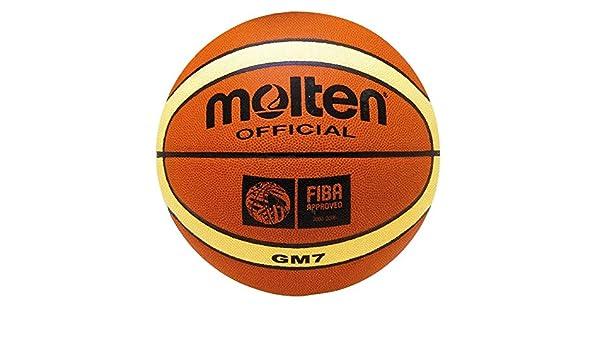 Molten GM7 baloncesto oficial de interior/al aire libre GM7 ...