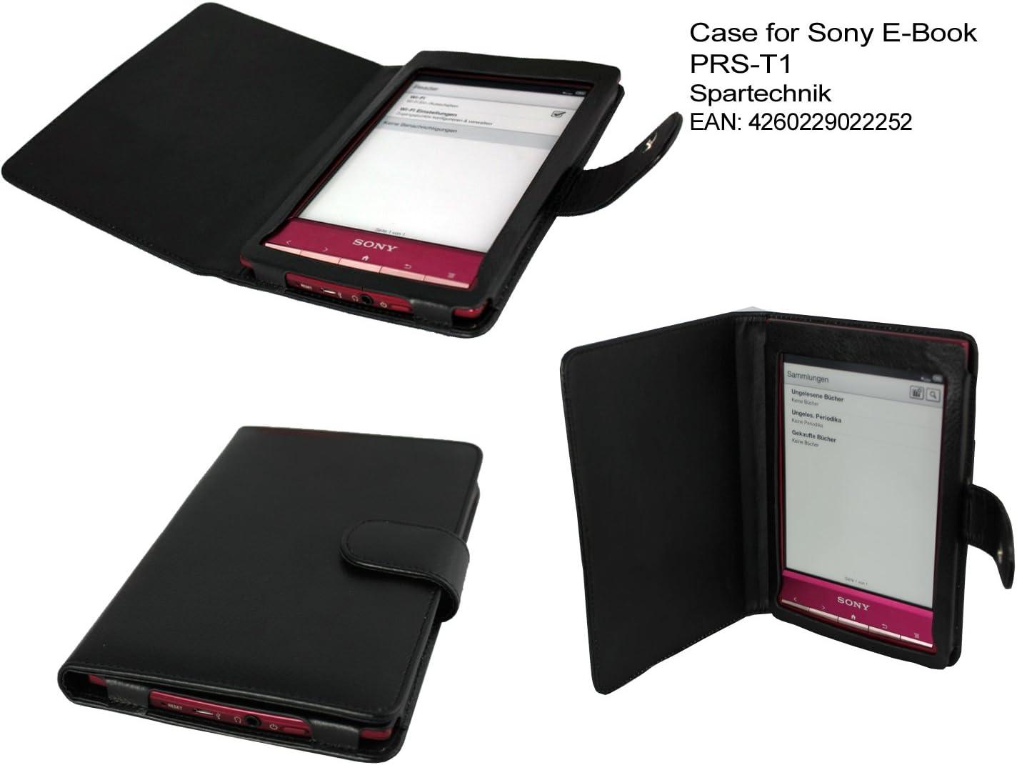 Spartechnik - Funda para libro electrónico Sony PRS-T1, color ...