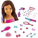 Dream Dazzlers Color Dazzle Styling Head - Brunette