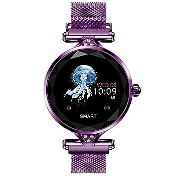Reloj Inteligente Femenino Mujer Smartwatch Deporte Salud ...
