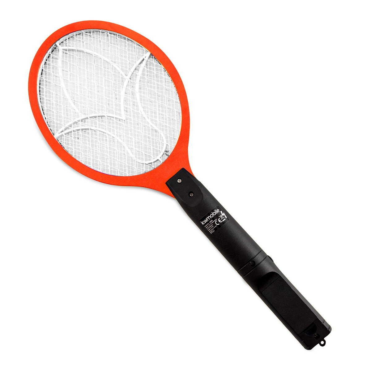 kwmobile Electric Bug Zapper - Fly Swatter Mosquito Bug Killer Indoor Outdoor Use Battery Operated Home Pest Control KW-Commerce 38004.09_m000577