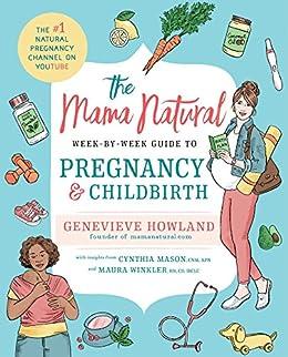 Natural Week Week Pregnancy Childbirth ebook product image