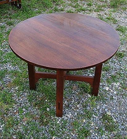 Superb Antique Gustav Stickley Table w2284 - Amazon.com - Superb Antique Gustav Stickley Table W2284 - Tables