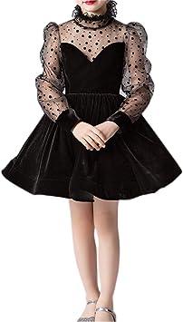 Tul Vestido de Princesa con Encajes Falda de Fiesta para Niñas 3 ...