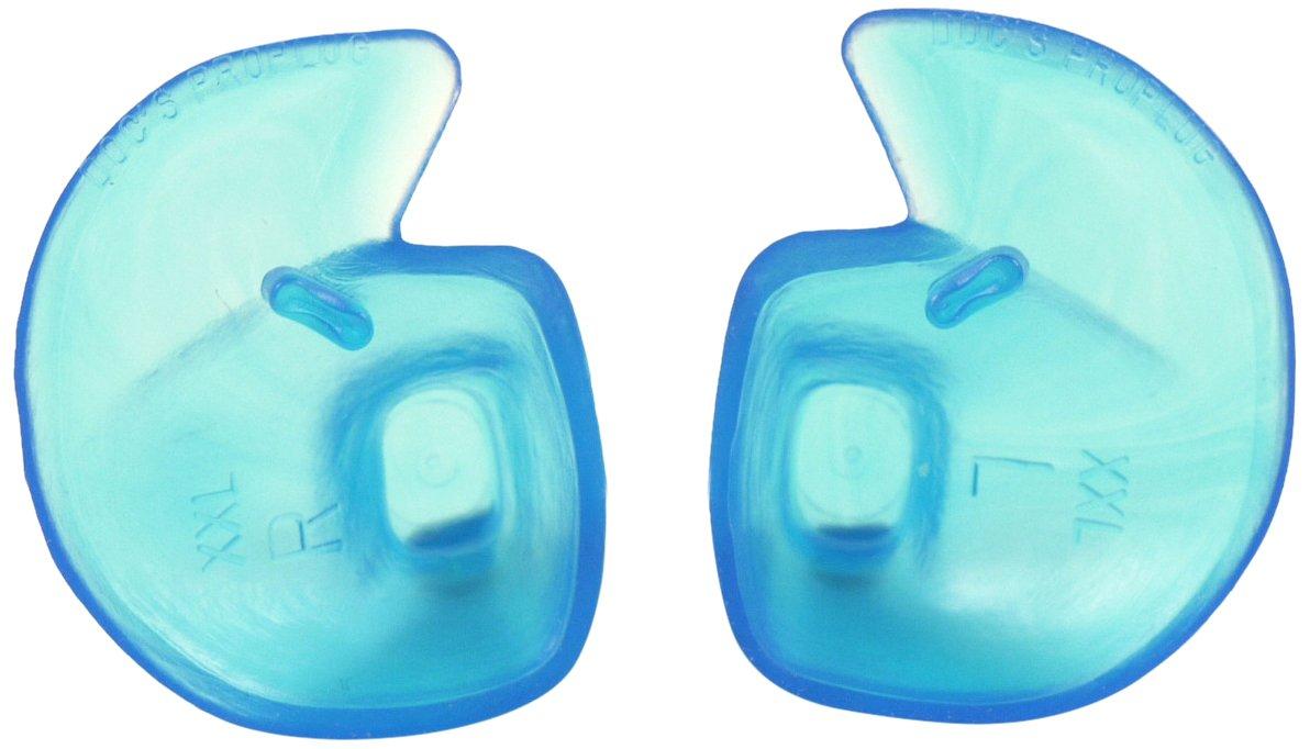 Docs Pro Plugs DS03B Bouchons doreilles non ventil/és sans cordon Bleu Taille S//M