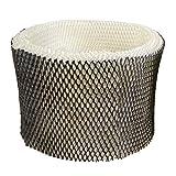 HQRP Wick Filter for Honeywell HCM6009, HCM6010, HCM6009TGT, HCM6010CST, HCM6013, HCM6013i Humidifier + HQRP Coaster