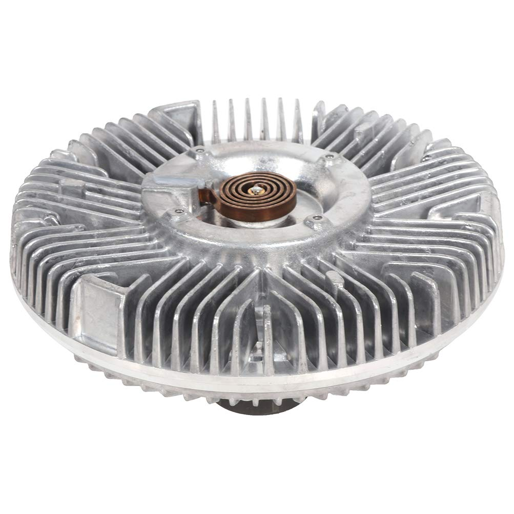 SCITOO Fan Clutch Electric Cooling Fan Parts Compatible with 2001-2005 Ford Explorer