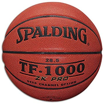 Amazon.com : TF 1000 ZK Pro Competition Composite Basketball Size ...