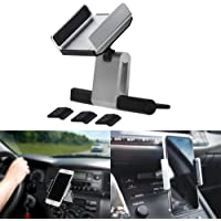 Car Cradle Mount CD Slot Universal Phone Holder Stand for iPhone X 8 Plus 7 6 Samsung Note 8 and Other Smartphones