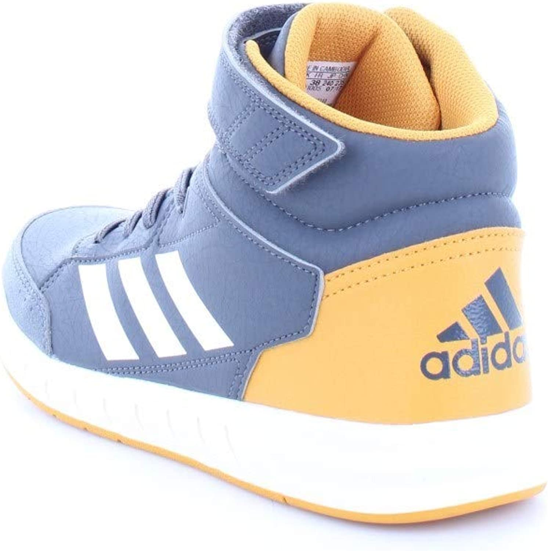 adidas altasport mid el i scarpe da fitness unisex bambini