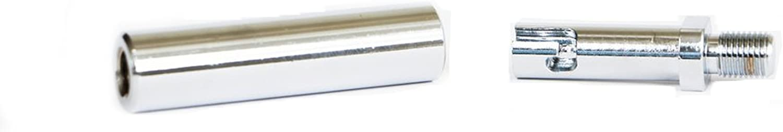 Pro Trucker Internal CB Radio Antenna Push-n-Twist Premium Quick Disconnect External Locking