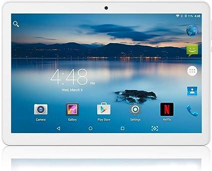 Amazon.com: Tablet de 10 pulgadas con ranura para tarjeta ...