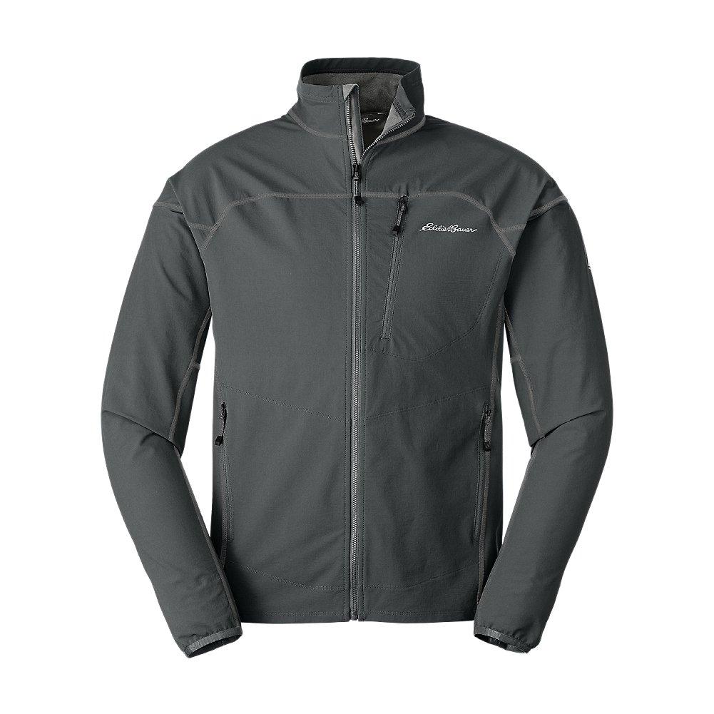 Eddie Bauer Men's Sandstone Soft Shell Jacket, Regular M ,Dk Smoke (Grey)