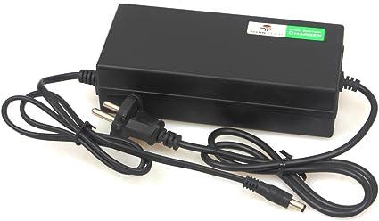 Wingsmoto 36/V 2/A Lithium chargeur de batterie E-Bike Scooter /électrique chargeur de batterie de v/élo avec prise EU
